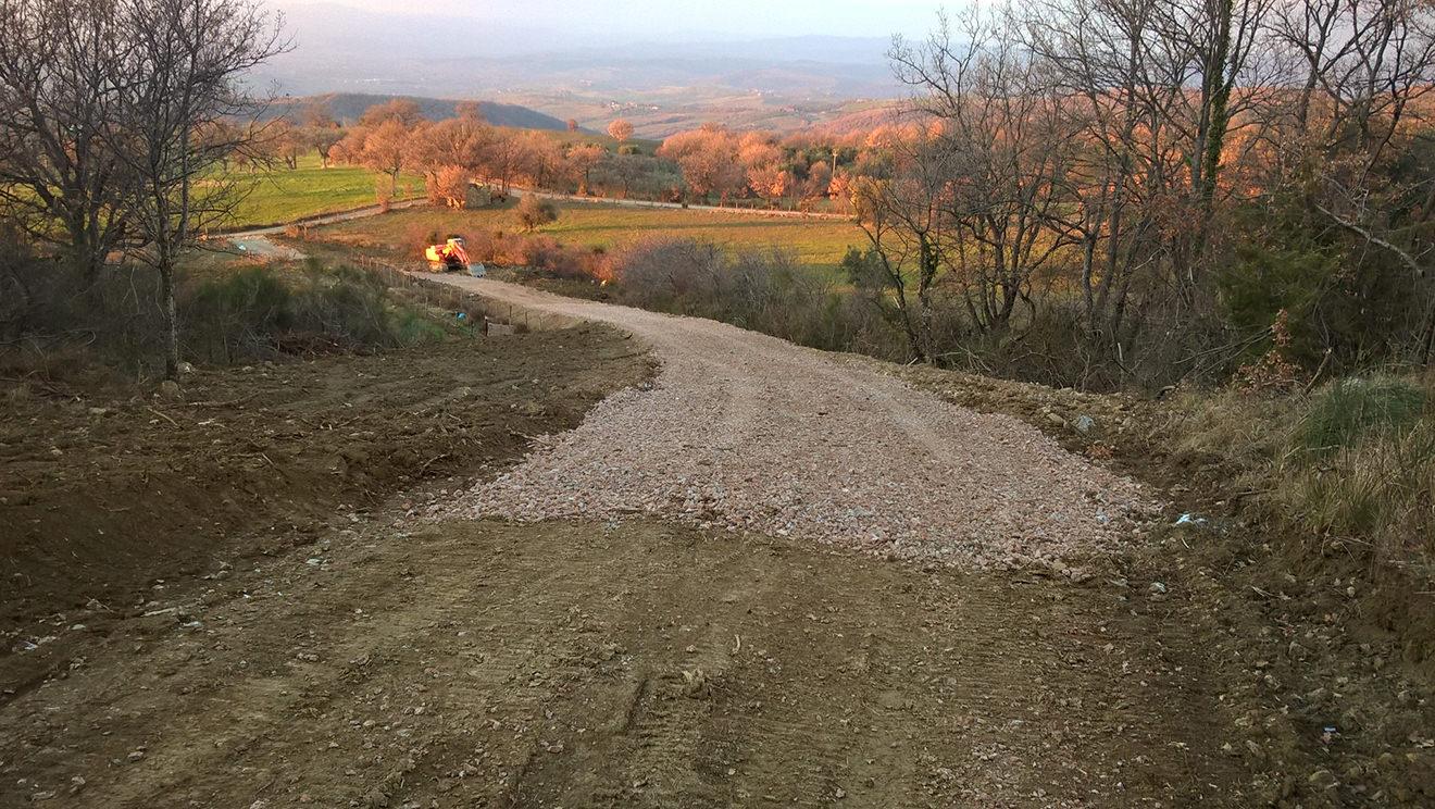Amata road access